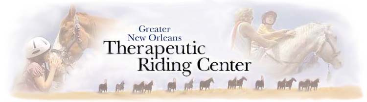 Greater New Orleans Therapeutic Riding Center - Horse Riding Stables - New Orleans La.